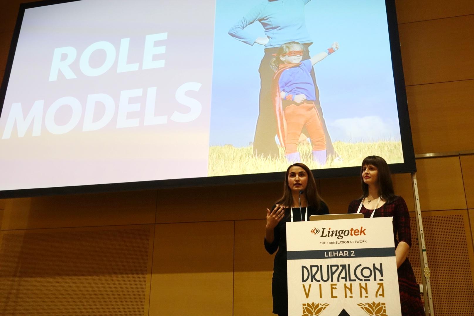 Coding Girls Debugging the Gender Gap DrupalCon Vienna