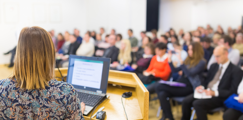 How to Get more Female Speakers