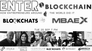 Enter Blockchain by BlockChats