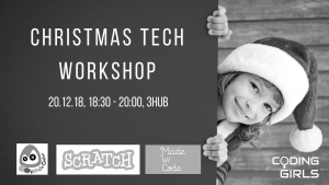 Christmas Tech Workshop for kids