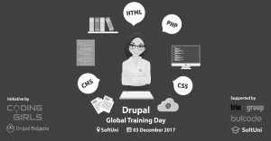 Drupal Global Training Day Sofia