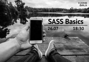 SASS Basics Workshop