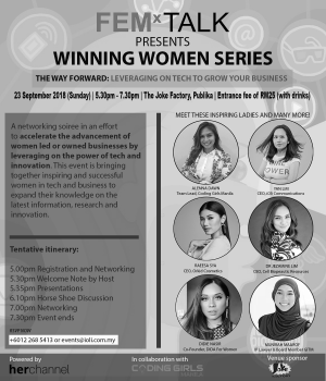 Winning Women Series