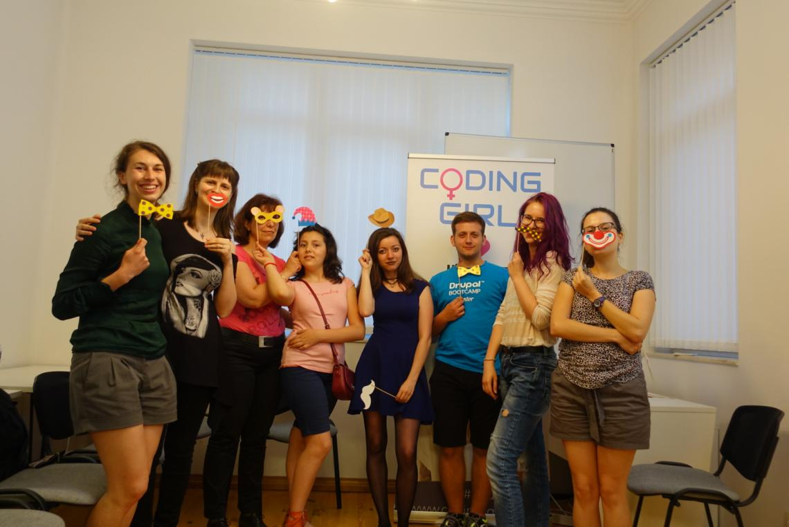 Coding Girls MeetUp - Everyday Impact